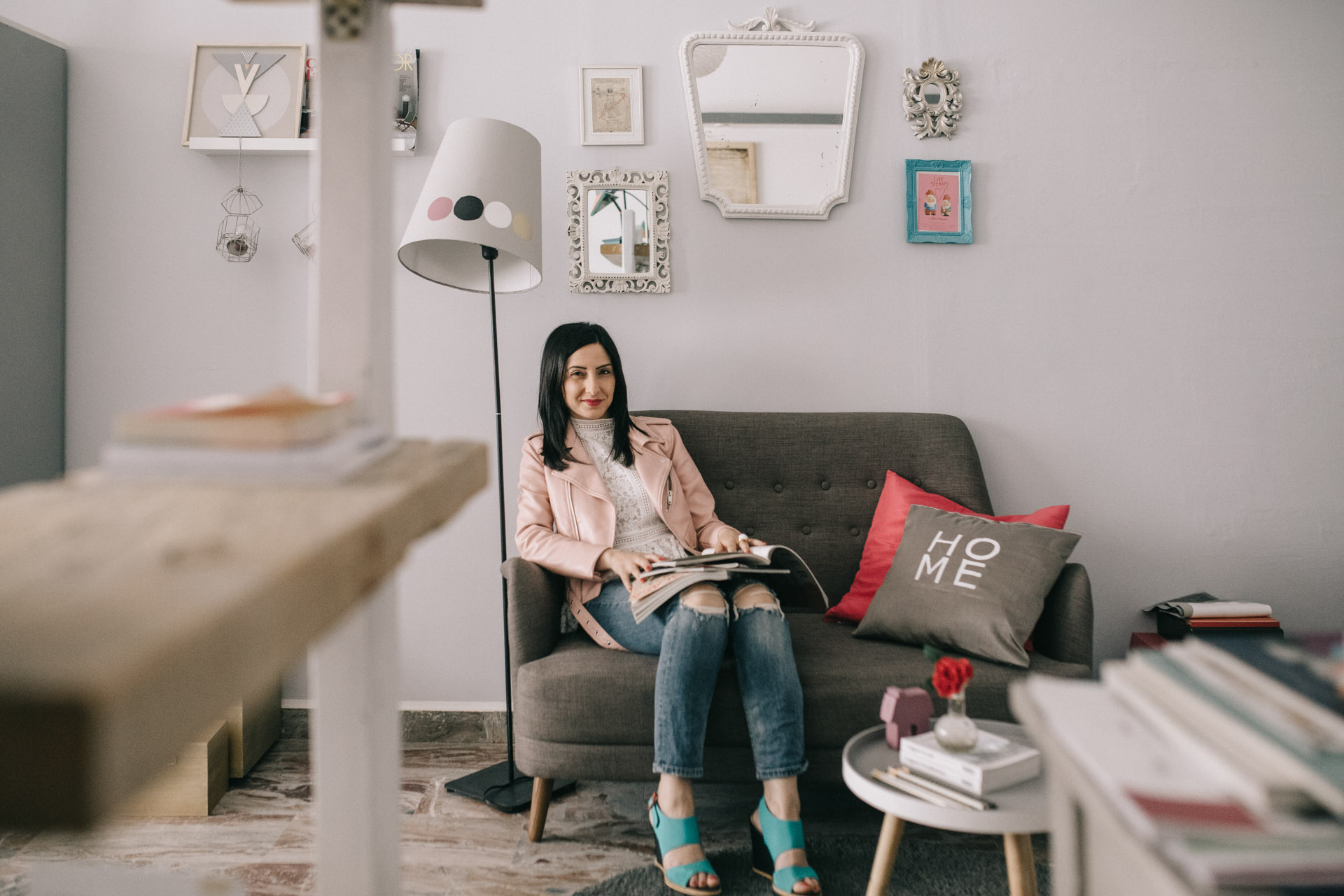 LUI&LEI: consulenza di home personal shopper